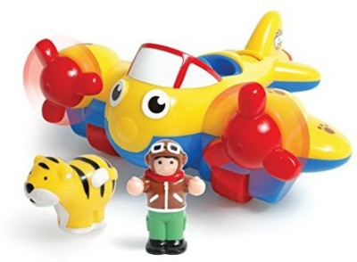 WoW Johnny Jungle Plane Holiday & Adventure