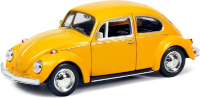 RMZ City -Volkswagen-Beetle-5 Inches Pull Back & Go