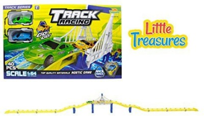 Little Treasures Track Racing Race Tracks
