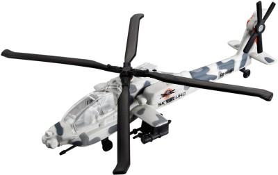 MAISTO Sky Squad Forces AH-64 APACHE AEROPLANE TOY MODEL