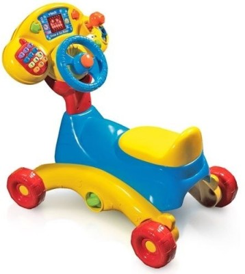 Vtech 3 ? In - 1 Smart Wheels Educational Toys