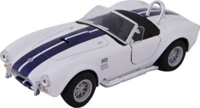 Kinsmart 1965 Shelby Cobra 427 S/C White