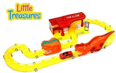 Little Treasures Extreme Fire Station Play Set