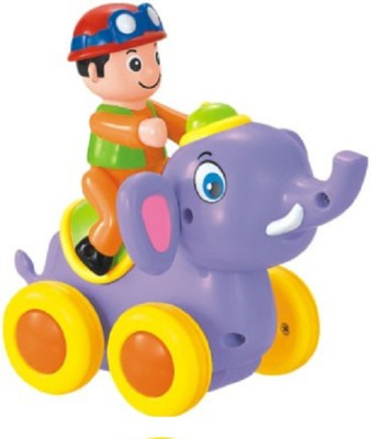 ChildrenToyWorld Swing Animal Smart Elephant