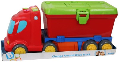 CAT Change Around Work Truck
