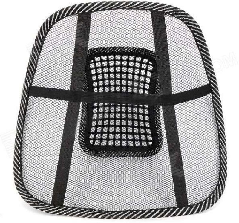 Starling Nylon Seating Pad For  Tata Manza(Front Seat Black)