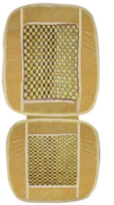 AutoGadgets Wood Seating Pad For  Universal For Car Universal For Car