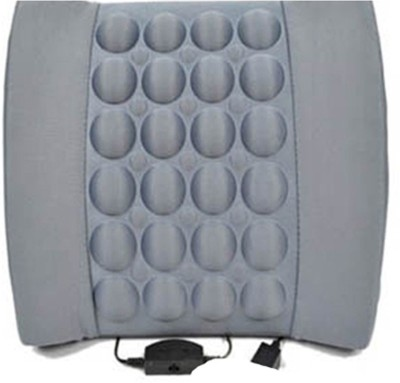 Vheelocityin Cloth Seating Pad For  Toyota NA(Front Seats Grey)