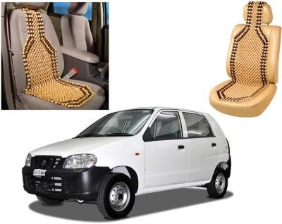 Auto Pearl Wooden Seating Pad For  Maruti Suzuki Alto