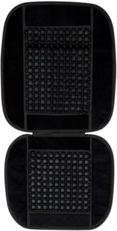 AutoKraftZ Cotton Seating Pad For  Honda CR-V(Front Seats Black)
