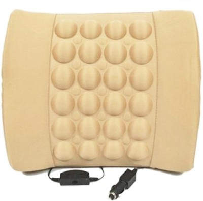 Vheelocityin Cloth Seating Pad For  Ford NA(Front Seats Beige)