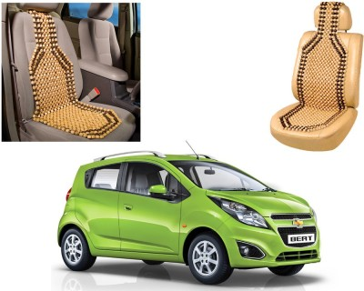 Auto Pearl Wooden Seating Pad For  Chevrolet Beat