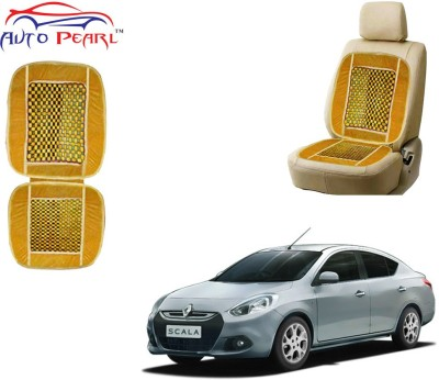 Auto Pearl Polyester, Cotton Seating Pad For  Renault Scala