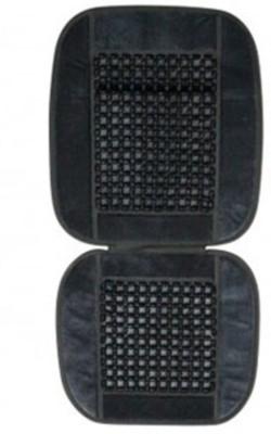 Kozdiko Polyester, Cotton Seating Pad For  Maruti Suzuki Zen Estilo(Front Seats Grey)