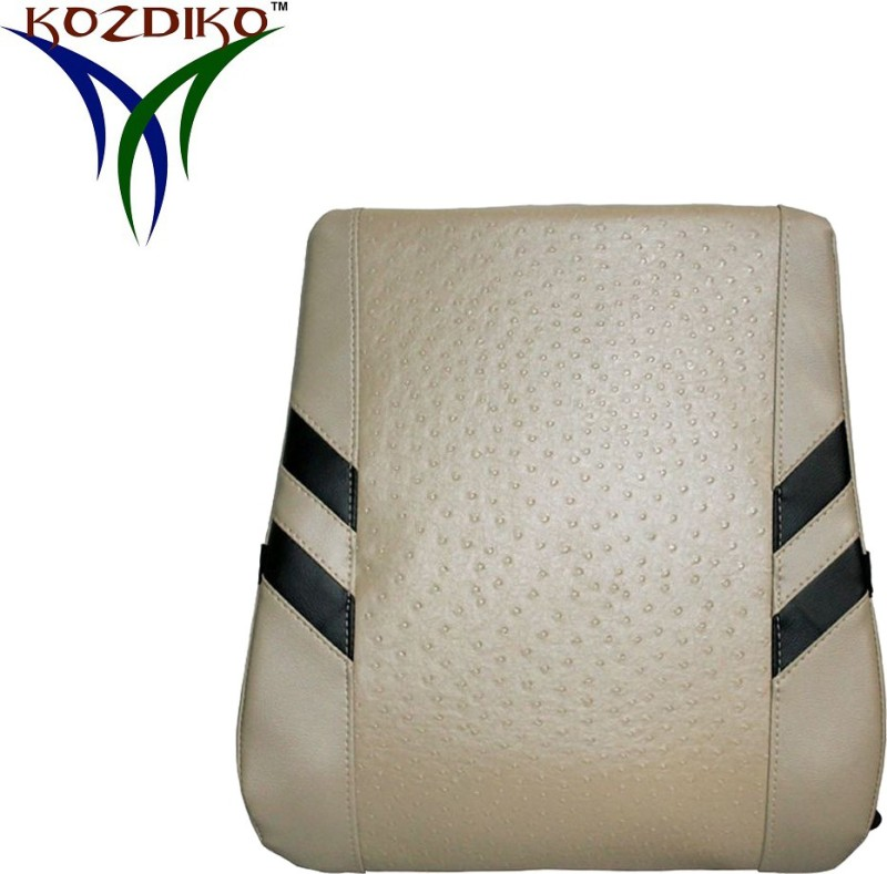 Kozdiko Leather Seating Pad For  Honda Accord(Front Seats and Back Seats Beige)