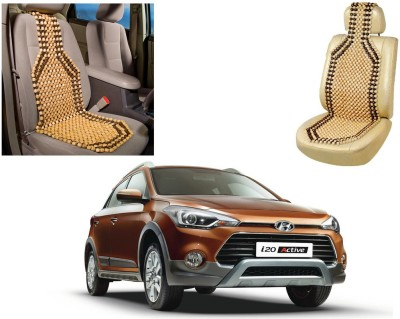 Auto Pearl Wooden Seating Pad For  Hyundai i20