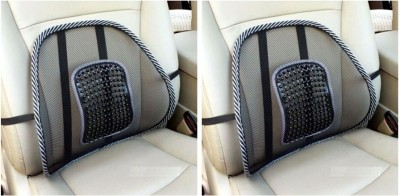 AutoKraftZ Foam Plastic Seating Pad For  Mahindra XUV 500(Front Seats Black)
