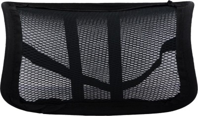 Lighthouse Polyester Seating Pad For Volkswagen 1 Series(Front Seats Black)