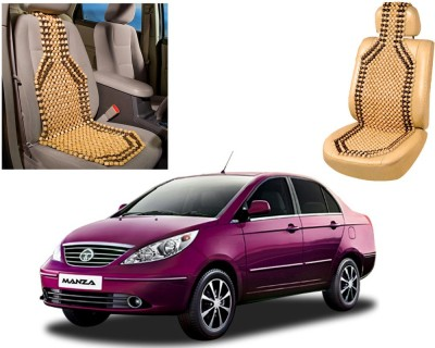 Auto Pearl Wooden Seating Pad For  Tata Manza