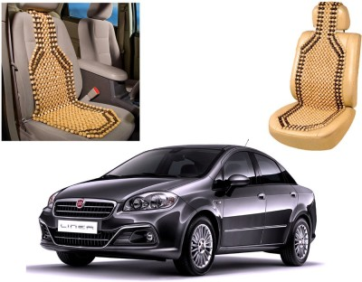 Auto Pearl Wooden Seating Pad For  Fiat Linea