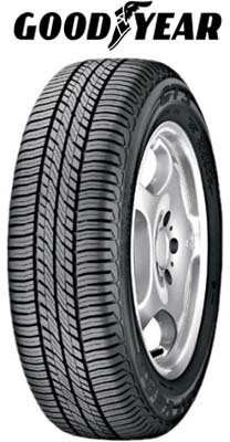 Goodyear DuraPlus Tubeless 4 Wheeler Tyre(175/70R13, Tube Less)