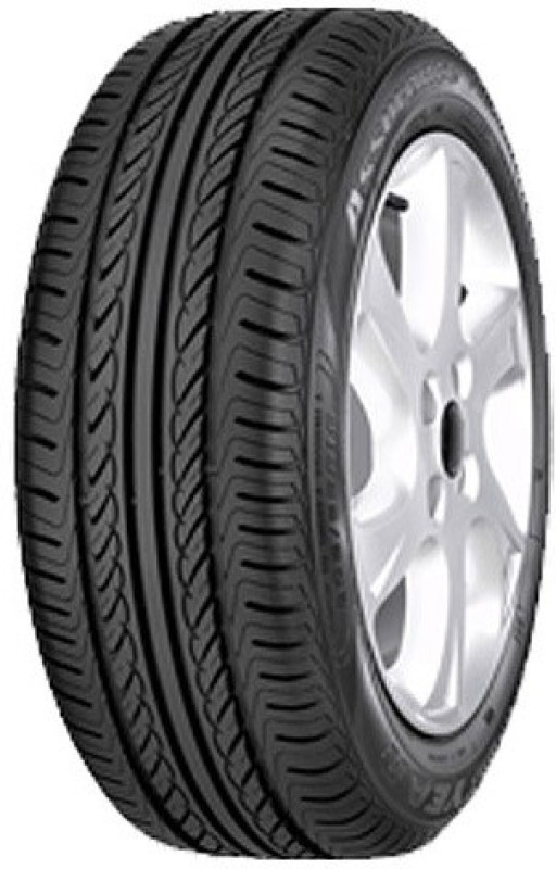 Goodyear Assurance Fuel Max 4 Wheeler Tyre(195/60R15, Tube Less)