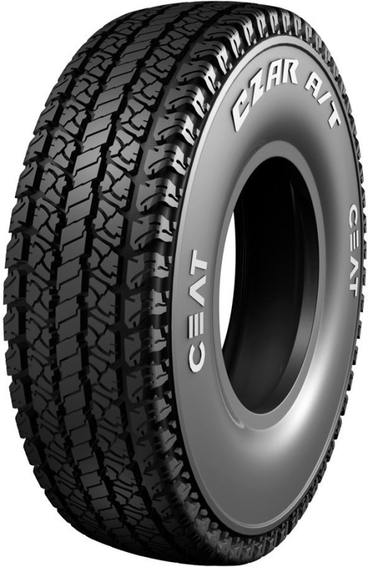 CEAT Czar A/T 4 Wheeler Tyre(245/70R16, Tube Less)