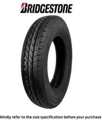Bridgestone S248 4 Wheeler Tyre(165/80R14, Tube Less)