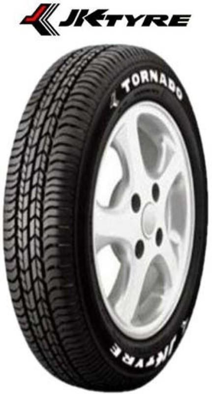 JK Tyre Tornado - TT 4 Wheeler Tyre(155/70R13, Tube Type)