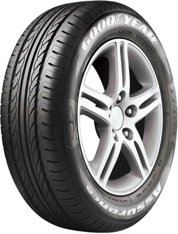 Goodyear Assurance 4 Wheeler Tyre(185/60R15, Tube Less)