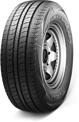 Kumho Tire 235/75r15 Kl51- Road Venture - Outline White Letter 4 Wheeler Tyre
