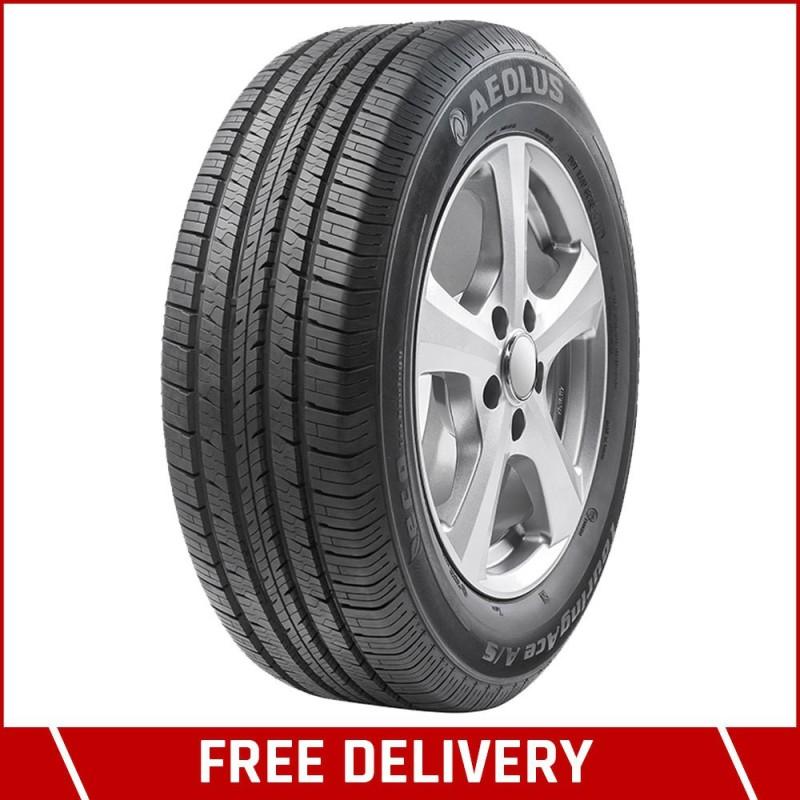 Aeolus TouringAce A/S AG03 4 Wheeler Tyre(215/75 R15, Tube Less)