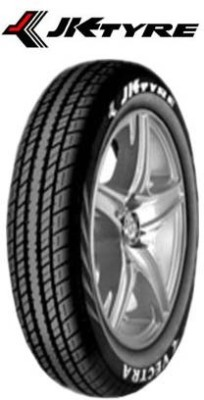 JK Tyre Vectra - TL 4 Wheeler Tyre