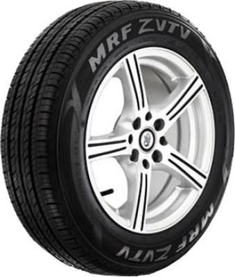MRF ZVTV 4 Wheeler Tyre(185/65R15, Tube Less)