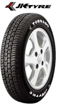 JK Tyre Tornado - TL 4 Wheeler Tyre