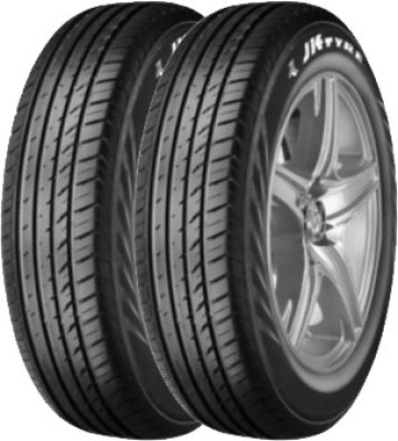 JK Tyre Vectra (Set of 2) 4 Wheeler Tyre(185/60R15, Tube Less)