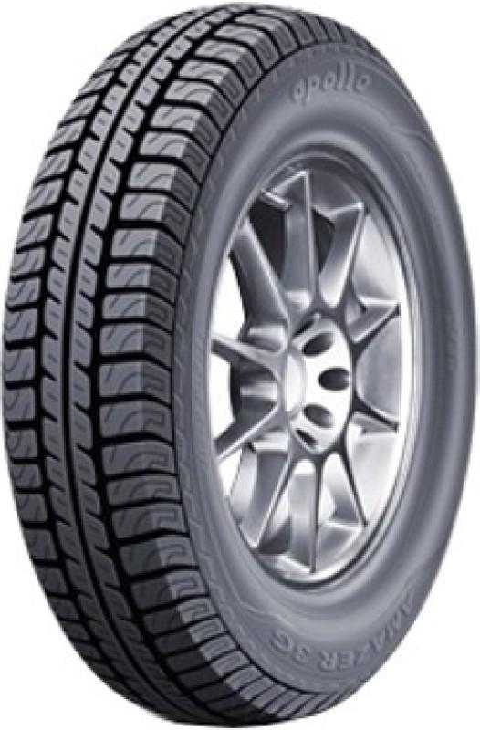 Apollo Amazer 3G Tubeless 4 Wheeler Tyre(155/65R14, Tube Less)