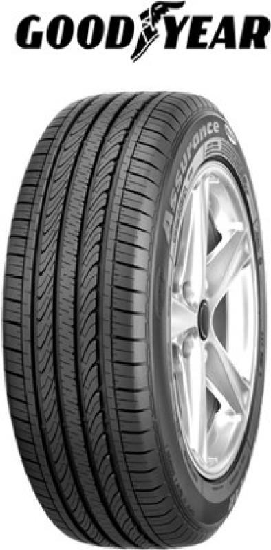 Goodyear Assurancer TripleMax 4 Wheeler Tyre(175/65R14, Tube Less)