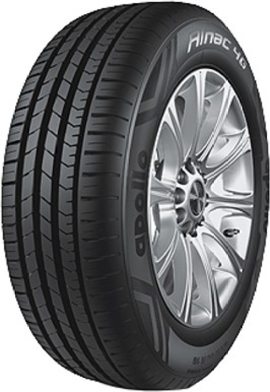 Apollo Alnac Tubeless 4 Wheeler Tyre(175/70R14, Tube Less)