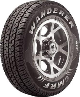 MRF Wanderer 4 Wheeler Tyre