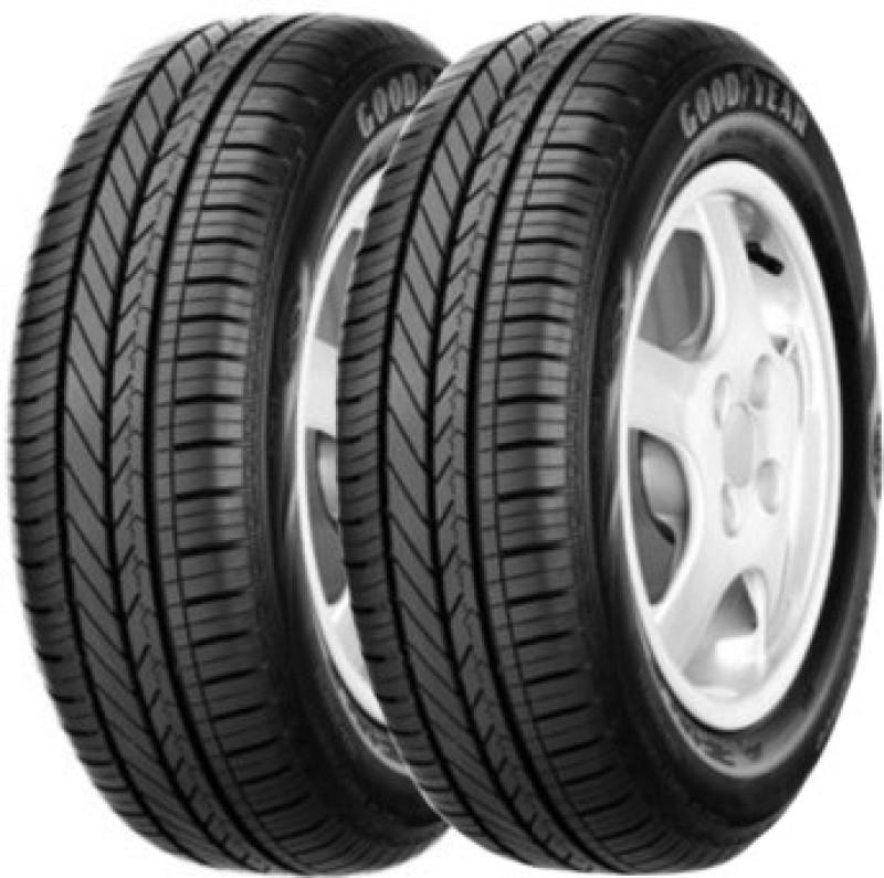 Goodyear Ducaro Hi-Miler Tubeless (Set of 2) 4 Wheeler Tyre(145/80R12, Tube Less)