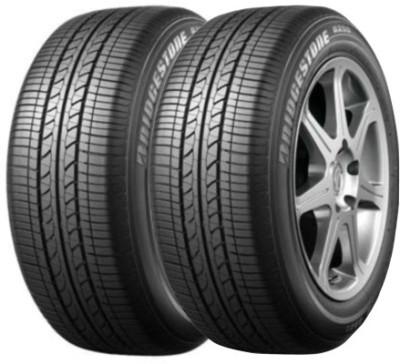 Bridgestone B290 (Set of 2) 4 Wheeler Tyre(145/70R13, Tube Less)