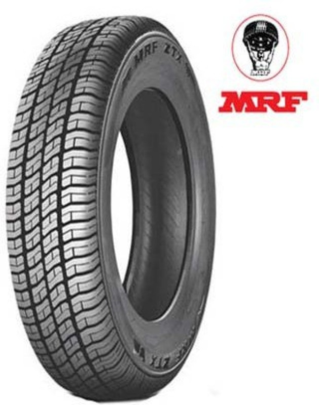 MRF ZTX 4 Wheeler Tyre(165/65R13, Tube Type)