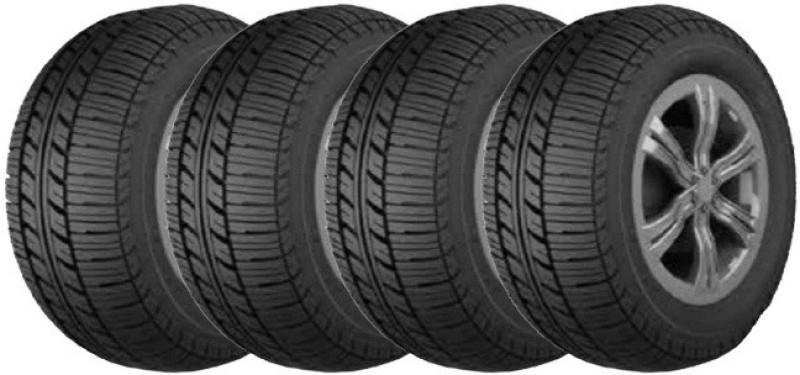 CEAT Milaze (Set of 4) 4 Wheeler Tyre(165/80R14, Tube Less)