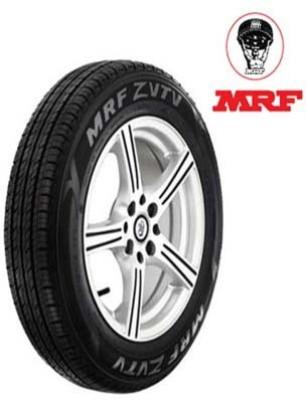 MRF ZVTV 4 Wheeler Tyre(165/65 R14, Tube Less)