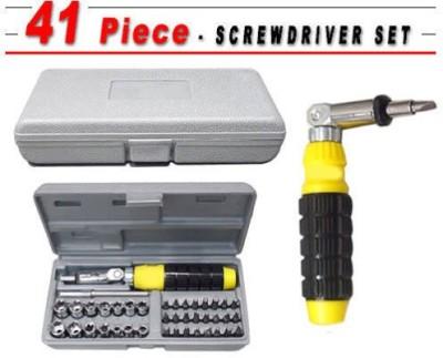OEM 41 Pcs Tool Kit Foldable Screwdriver Set Vehicle Tool Kit