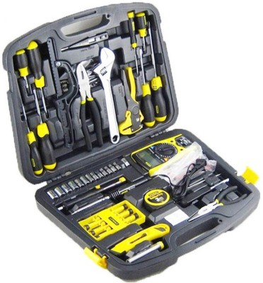 Stanley Telecommunication Tool Set(53 Pcs)- STHT89883-8 Vehicle Tool Kit
