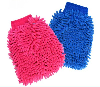 Gade Microfiber Vehicle Washing  Hand Glove