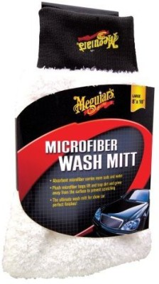 Meguiar's Microfiber Vehicle Washing  Hand Glove