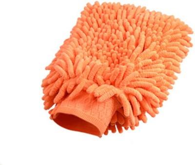 Shopitude Microfiber Vehicle Washing  Hand Glove
